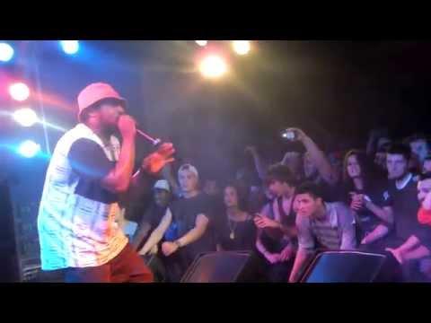 ScHoolboy Q - OXYWORLD Tour [FULL SET] HD