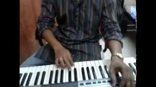 Milo Na Tum To Hum Ghabraye (Heer Raanjha-1970)-Instrumental keyboard