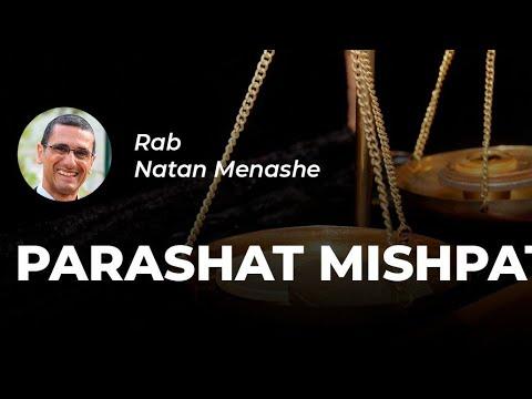 Parashat Mishpatim Sellando El Pacto Entre Dios Y El Pueblo De Israel Rab Natan Menashe