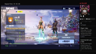 Foxxy Friday FORTNITE FAUX REAL With JOSH PENCE