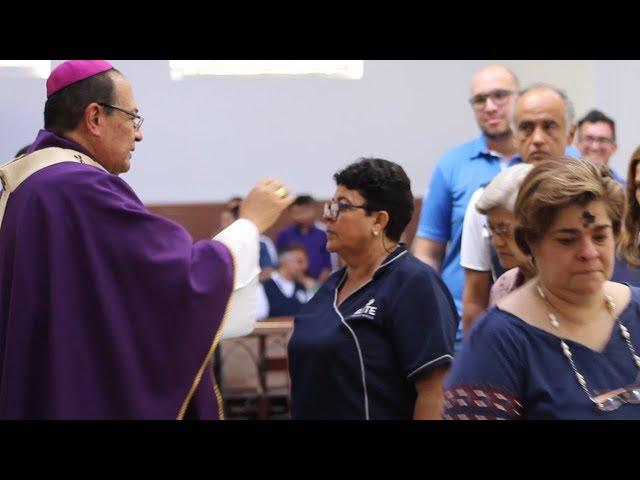 SANTA EUCARISTÍA MIÉRCOLES DE CENIZA 2019
