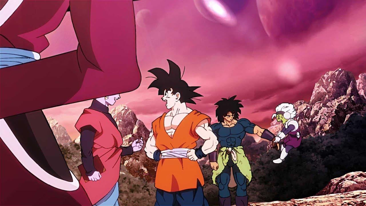 Dragon Ball Super 111