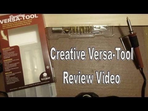 Review - Walnut Hollow Creative Versa Tool