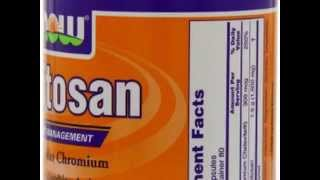 Check NOW Foods Chitosan 500mg, 240 Caps Product images