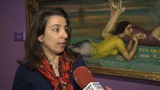 'Julio Romero de Torres: pintor de almas', en el MUBA