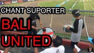 Lagu atau chant Suporter Bali United ini jadi viral di Indonesia