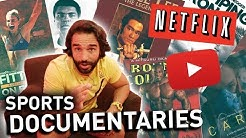 BEST SPORTS DOCUMENTARIES! (on Netflix and YouTube)