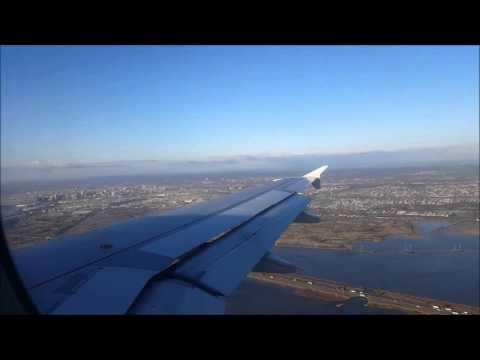 Jetblue A320 FLL-EWR Full Flight