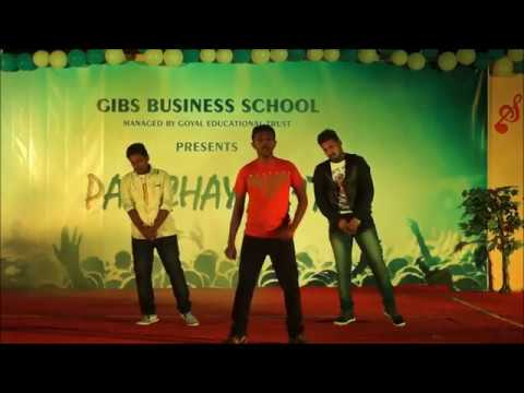 "GIBS Fresher's Party - ""PARICHYA2k17"" - Best MBA Colleges in Bangalore"