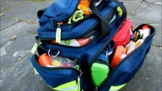 Review of the Kemp Premium Blue Line Trauma bag