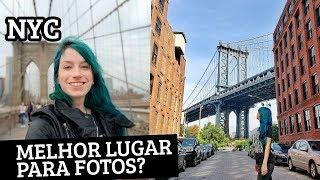 4 LUGARES INCRÍVEIS EM NOVA YORK,  BROOKLYN BRIDGE E TIMES SQUARE A NOITE!