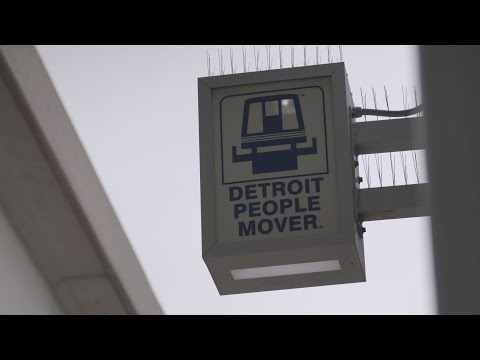 Squarepusher - Detroit People Mover (Official Video)