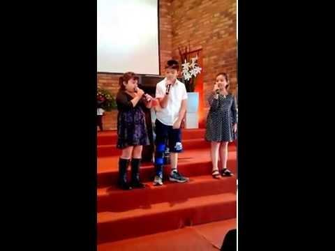 If The Saviour Stood Beside Me( Sally Deford) by Litsal, Sarine and Hyon-Ah