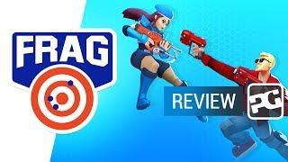 FRAG PRO SHOOTER | Pocket Gamer Review