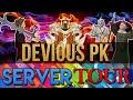 DeviousPK : Server Tour : Perfect Combat, Tons of Updates, Login and PK!