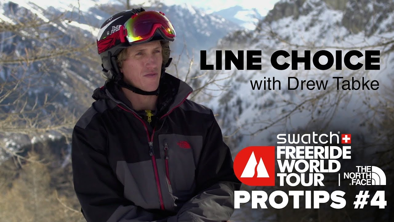 FWT ProTips #4 - Line Choice with Drew Tabke