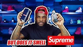 Supreme x Jean Paul Gaultier Le Male Fragrance Review   Ultimate Hypebeast Fragrance For Men