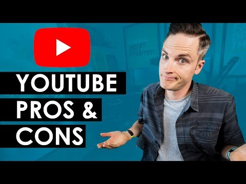 Should You Start a YouTube Channel? (Pros and Cons)