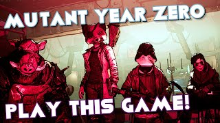 Mutant Year Zero Review: Furry's Delight | TE (Video Game Video Review)
