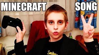 Český Minecraft Song!!! Mishovy šílenosti