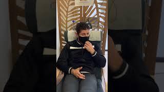 Cyril Benzaquen en séance de Neurofeedback