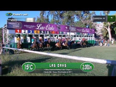 "(CHS) PENN ROSE • Cl. ""Las Oaks"" [GI - 2.000 mts]   Viernes 29/12/2017"