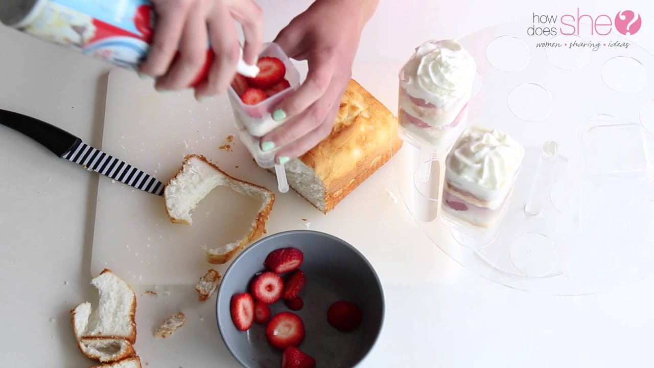 Best strawberry shortcake recipe with angel food cake see how easy best strawberry shortcake recipe with angel food cake see how easy it is youtube forumfinder