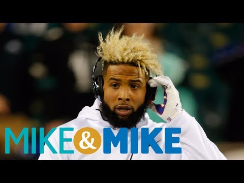 New York Giants Will Win Over OBJ | Mike & Mike | ESPN
