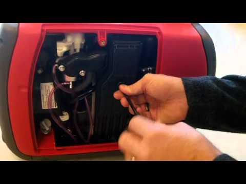 Super Quite Honda Portable Generator with Companion with bas