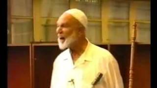 Ahmad Deedat... Pre-Khutbah talk at University of Natal 2 of 5