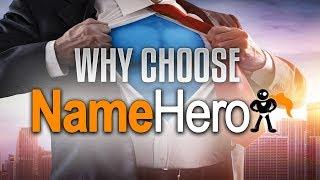 Why Should You Choose NameHero For Web Hosting?