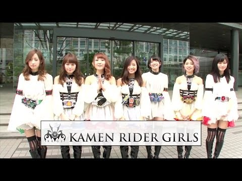 Kamen Rider Battride War 2 Presents...Playing Games With Kamen Rider Girls Episode 1