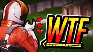 A BUG ASSURDO MI HAS BEFORE! - Fortnite ITA (Whole Party)