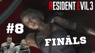 FINĀLS - Resident Evil 3 PC #8