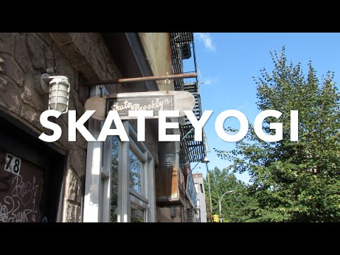Skateboarding Lessons at SkateYogi