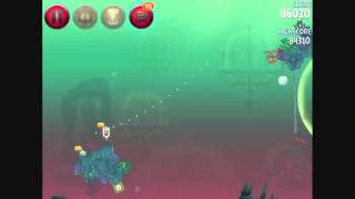 Angry Birds Star Wars 2 Level PR-7 Zam Wesell Rewards Chapter