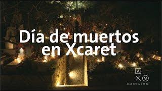 Día de muertos en Xcaret