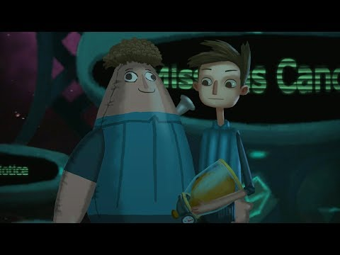 Broken Age: Act 1 - Marek The Wolf - Part 5