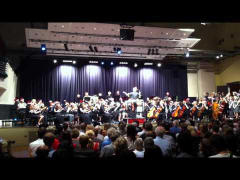 QLD Medical Orchestra, Brisbane, Dec 2011