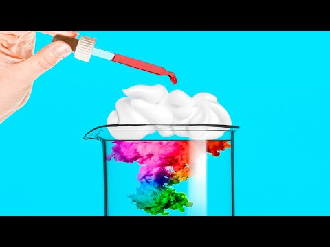22 MAGIC EXPERIMENTS TO MAKE WITH YOUR KIDS