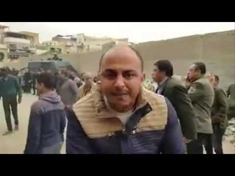 بي_بي_سي_ترندينغ: فيديو| إزالة مباني -مخالفة- في نزلة السمان الملاصقة للأهرامات تتسبب في مصادمات  - نشر قبل 4 ساعة