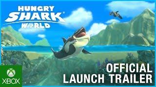 Hungry Shark World: Launch Trailer | Ubisoft [NA]