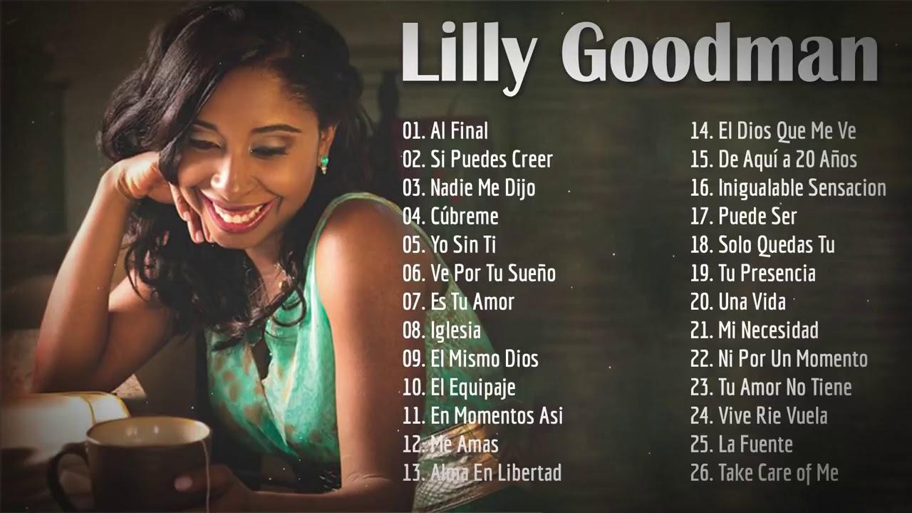 2 Hora Con Lo Mejor De Lilly Goodman En Adoracion Lilly Goodman Sus Mejores éxitos Youtube