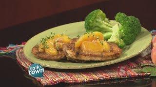 Recipe # 5385 Pork Chops With Jack Peach Sauce
