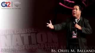 Bs. Oriel Ballano (REASONS TO PRAY)