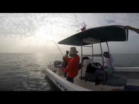 Guinea Bissau Fishing Expedition Orango Island Nov 2016 Part 1