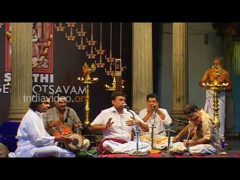 Carnatic Music - Vocal by Sri. Sanjay Subrahmanyan