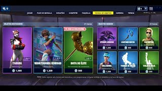 *FUTBOL SKIN AND NEW BAILES* FORTNITE STORE June 1st - Martinezjlr