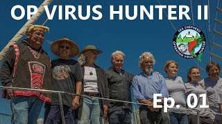 #OpVirusHunter Operation Virus Hunter Episode 01