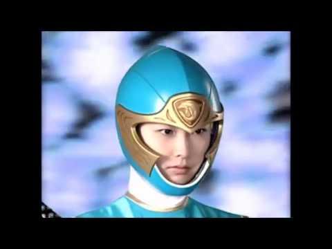 Super Sentai Heroine Henshin Collection